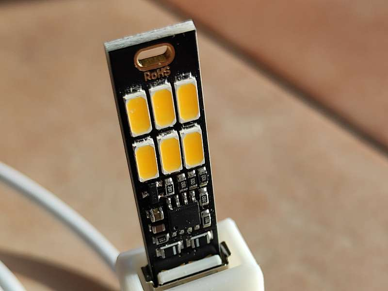 personalisierte Fotolampe LED Lampe